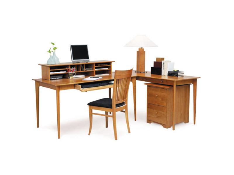 Sarah Desk Return Desktop Organizer And Rolling File