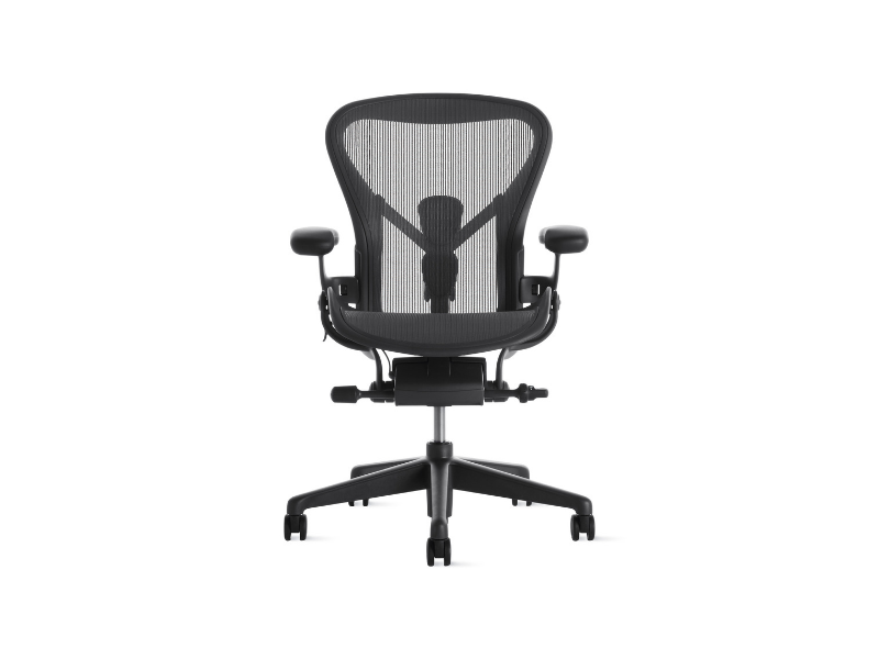 Aeron Chair Herman Miller Three Chairs Co. Ann Arbor Holland MI
