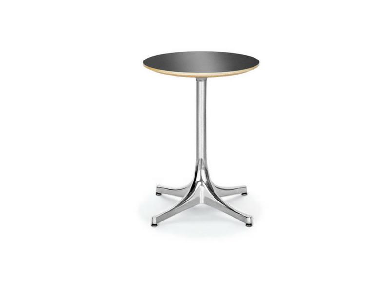 Nelson Pedestal Table Three Chairs Co Ann Arbor Holland MI