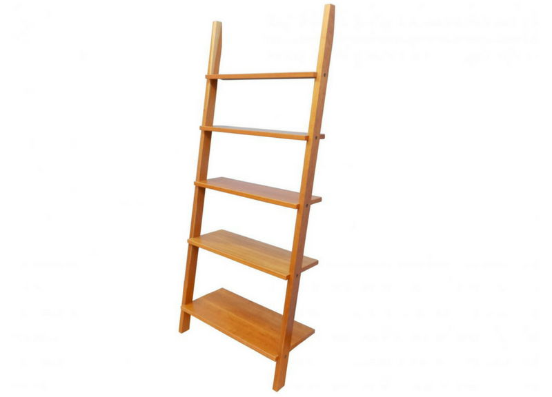 Linden Leaning Bookcase Three Chairs Co Ann Arbor Holland MI