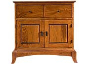 Sabin_Side_Chest_with_Doors_82881 Three Chairs Furniture Store Ann Arbor Michigan and Holland Michigan