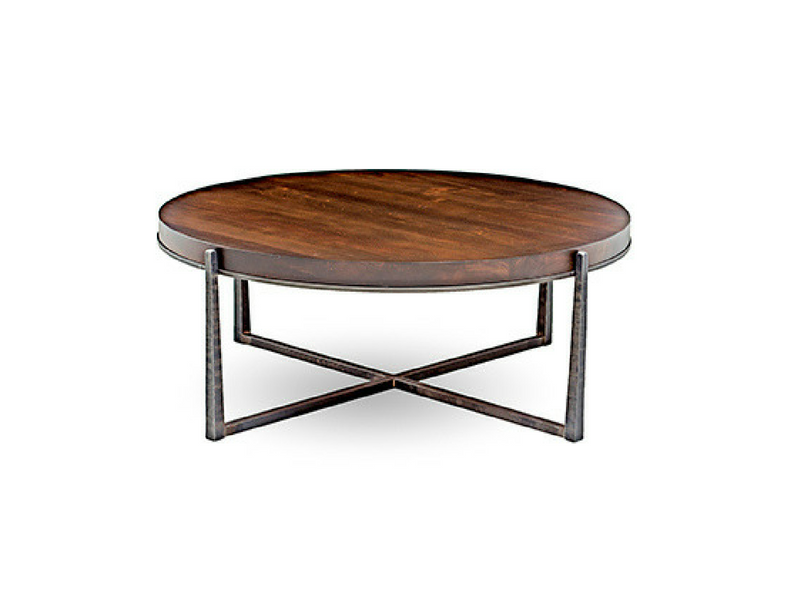 54 Cooper Round Cocktail Table Three Chairs Co Ann