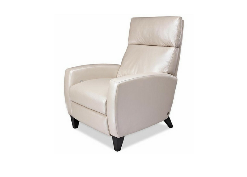 American Leather Elliot Comfort Recliner With Legs At