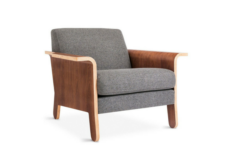 Attirant Lodge Lounge Chair