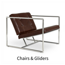 chairs and glides Gus Modern in Three Chairs Ann Arbor Holland Michigan
