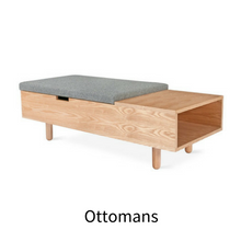 ottomans Gus Modern in Three Chairs Ann Arbor Holland Michigan