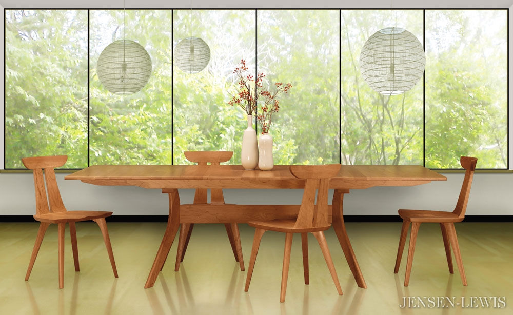 Copeland Furniture Dining Room Three Chairs