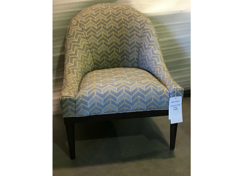 Bella Chair Mitchell Gold Bob Williams Sale Ann Arbor Holland Michigan Sale Clearance