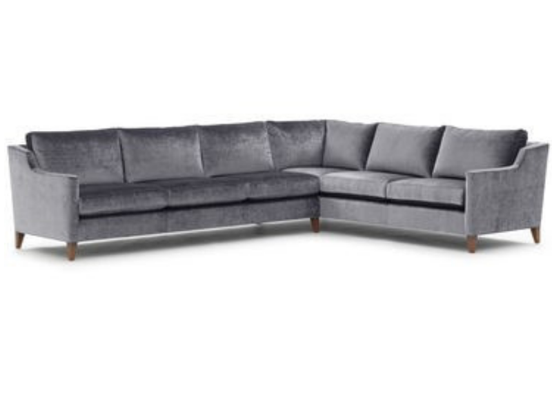 Gigi Sectional Sofa Three Chairs Co Ann Arbor Holland Living Room Decor Sectional Sofa