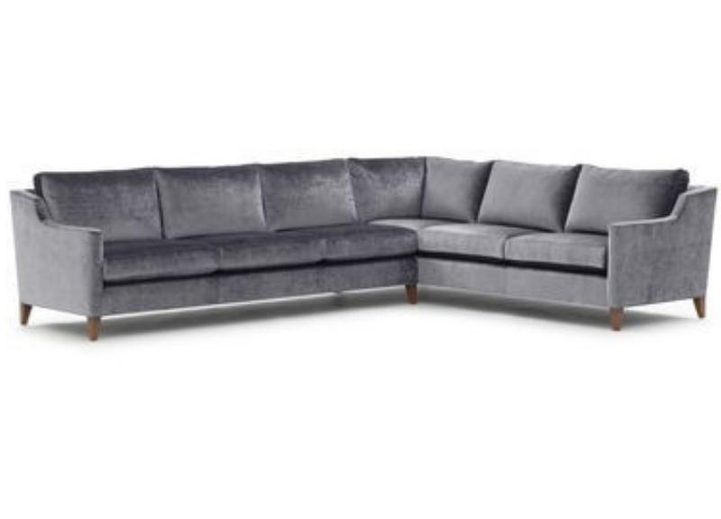 Gigi Sectional Sofa Three Chairs Co Ann Arbor Holland Living Room Decor Sectional Sofa