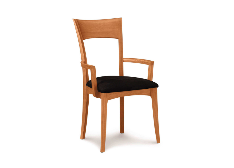 Ingrid armchair dining chairs furniture Three Chairs Co Ann Arbor Holland MI